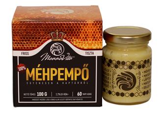 Méhpempő Hagyományos 2,2% 10-HDA, 100g