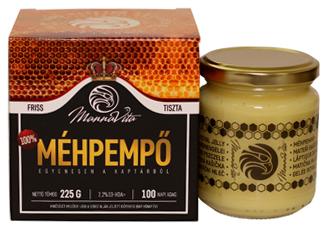 Méhpempő Hagyományos 2,2% 10-HDA, 225g