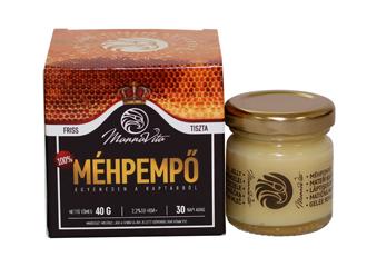 Méhpempő Hagyományos 2,2% 10-HDA, 40g